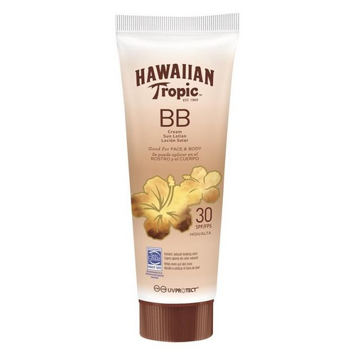HAWAIIAN TROPIC  BB Cream FACE&BODY (SPF 30)